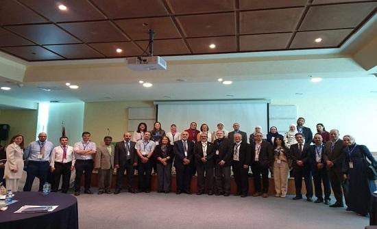 """اختتام أعمال المؤتمر الدولي وورشات العمل حول """"بناء القدرات للتعاون الجامعي الدولي والتعاون البحثي"""""""