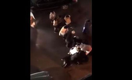شاب يطعن حماته بعد شجار عنيف (فيديو)