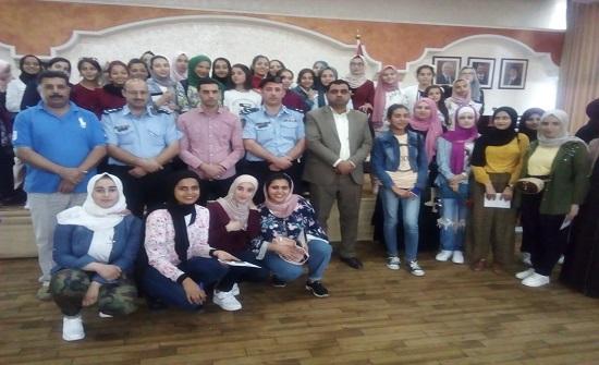 معسكرات الحسين تواصل فعالياتها في عيرا ويرقا واربد