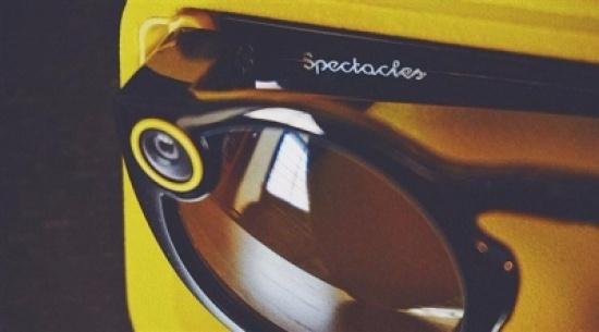 """سناب تعمل على جيل ثان من نظارة """"سبكتاكلز"""""""