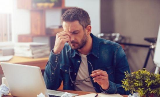 7 عادات خاطئة تسبب لك الضغط والتوتر.. تجنبها