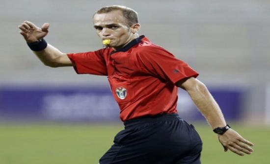 صافرة أردنية لمباراة الوحدة والريان في دوري أبطال آسيا
