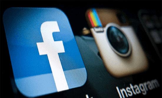 إحذروا.. استخدام فيسبوك وانستغرام يؤدي للاكتئاب