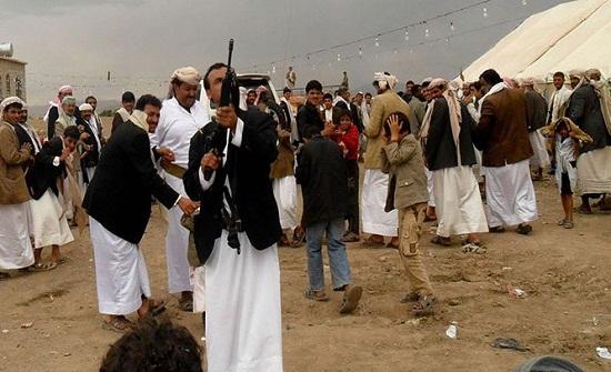 يمني يطلق الرصاص على ابنته أثناء زفافها.. لهذا السبب!!