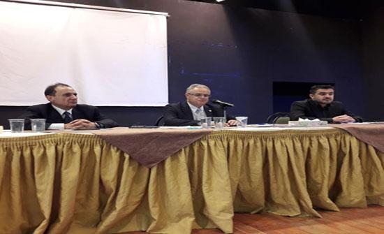 أبو كركي: الجامعة بحاجة الى وقوف الجميع معها من أجل تطويرها والإرتقاء بها
