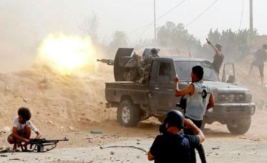 الأمم المتحدة تعرب عن قلقها من الهجمات قرب مطار طرابلس