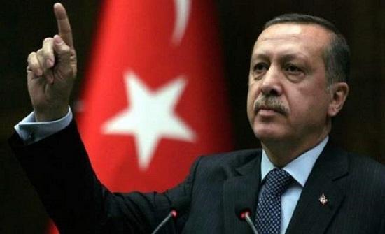 أردوغان يتوعد بتوسيع العمليات حتى حدود العراق