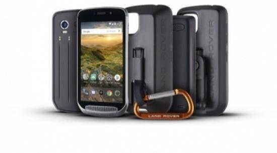 """""""لاندروفر اكسبلور"""" هاتف ذكي للاستخدامات الشاقة"""