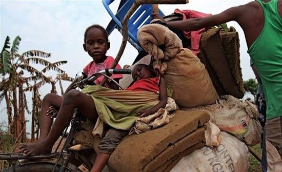 الأمم المتحدة: نزوح نحو مليون طفل بسبب الصراع في الكونغو