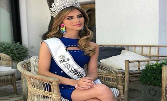 """بالصور: """"متحولة جنسيا"""" تنافس على لقب ملكة جمال الكون"""