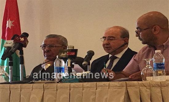 عزوف الاردنيين من اصل فلسطيني عن المشاركة في الانتخابات محور ندوة سياسية في عمان - (صور وتفاصيل )