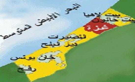 طائرات الاحتلال تقصف مواقع شمال قطاع غزة