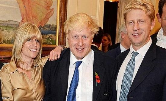 """شقيق رئيس الوزراء """"جونسون"""" يصبح وزيرا"""