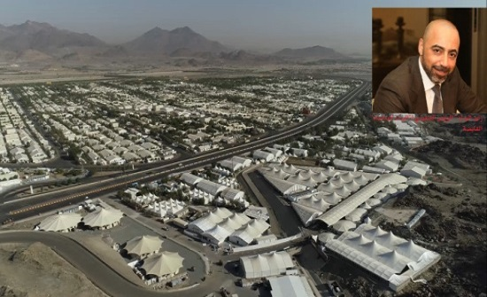 """""""البداد للمناسك """" تحقق قفزة نوعية للصناعة الإماراتية بتوريد نحومليون ونصف م2 من القاعات المتنقلة لحملات الحج"""