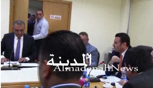 بالفيديو : التسجيل الكامل لاجتماع الصفدي واللجنة المالية مع ناصر الشريدة  حول موازنة سلطة العقبة