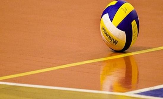 وادي موسى يتصدر دوري كرة الطائرة