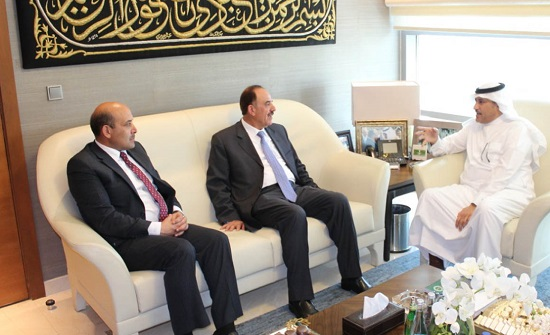 """السفير السعودي يشيد بالمستوى العلمي والاكاديمي لـ """"الاردنية"""""""