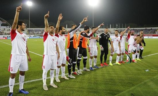 مدرب المنتخب الوطني يتحدث عن الفوز على سوريا