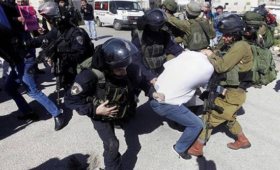 الاحتلال اعتقل 1263 مواطنًا منذ إعلان ترامب