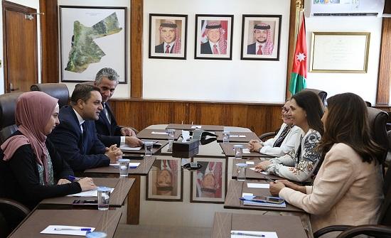 وزير التخطيط يبحث التعاون المستقبلي مع الإسكوا