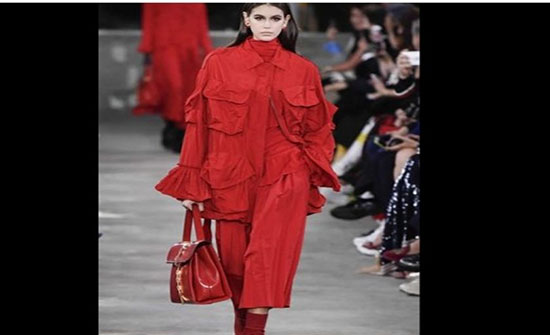 """بالصور:  """"Valentino"""" تطلق مجموعتها الجديدة لخريف 2019"""