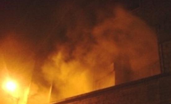 6 وفيات في حريق اربد ( حصيلة جديدة )
