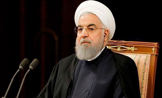 روحاني: الولايات المتحدة مصدر مشاكل المنطقة
