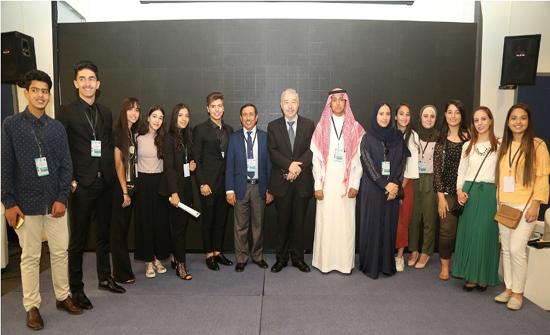مختصون من المعهد العربي لإنماء المدن يثمنون تجربة مجلس بلدي الأطفال في عمان
