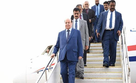 هادي من عدن: انتصار الحديدة الوشيك خاتمة للانقلاب
