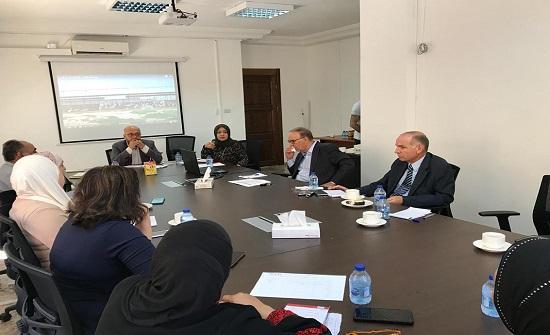 اللجنة الفنية للنهوض بالعمل اللائق في القطاع الزراعي تعقد اجتماعها الأول