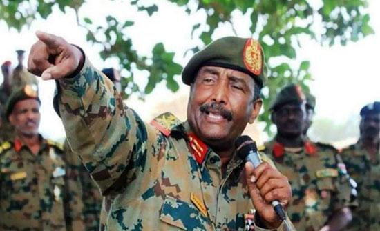 البرهان يغير اسم جهاز المخابرات السوداني