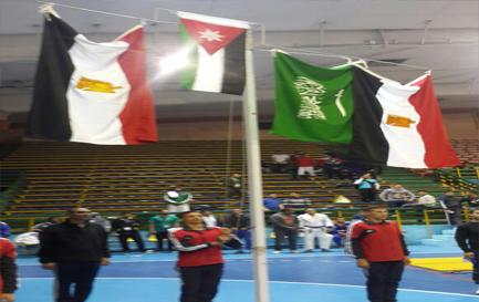 منتخب الجودو العسكري يحتل المركز الثالث بالبطولة العسكرية العربية
