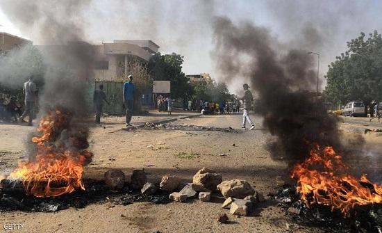 """وفد من """"العسكري السوداني"""" يتوجه للأبيض.. وتعليق الدراسة"""