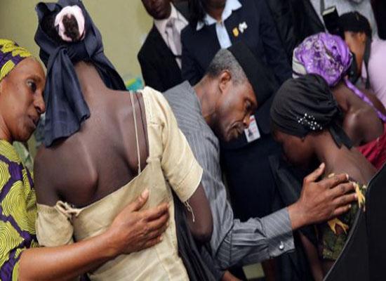 الفتيات المخطوفات يفضلن بوكو حرام عن العودة لذويهن