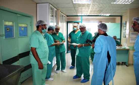 صحة غزة تحذر من توقف خدماتها جراء أزمة الوقود - المدينة نيوز