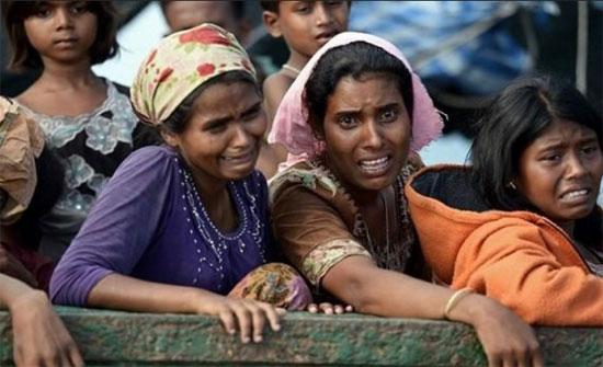 مذكرة نيابية ضد ما يجري لمسلمي الروهينغا في ميانمار