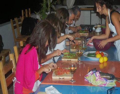 بالصور : مطعم بالأردن تطهو فيه طعامك بنفسك