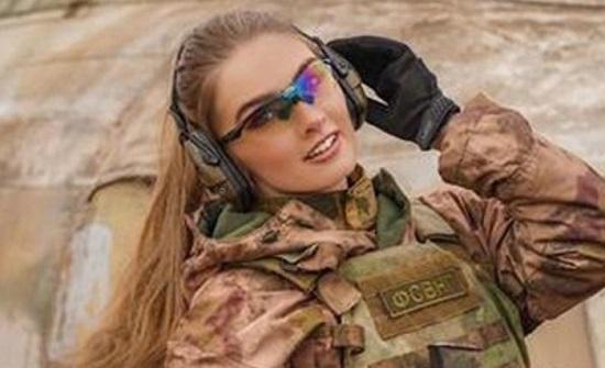 صور: تعرفوا على جندية الحرس الوطني.. ملكة الجمال التي أسرت الجميع