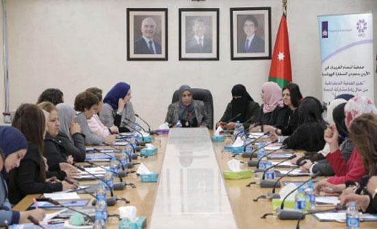 النائب الكعابنة: المرأة الاردنية اثبتت جدارتها في مختلف المناصب