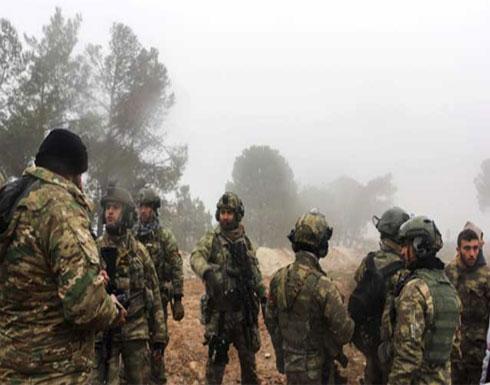 مقتل 8 من الجنود الأتراك والقوات الموالية لهم في محيط عفرين