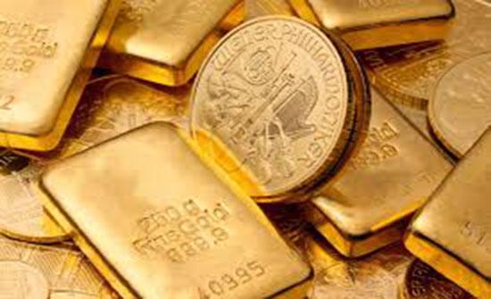 استقرار سعر الذهب قبل اجتماع المجلس الاحتياطي