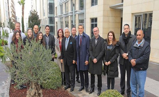 مؤسسات وطنية تحتفل بيوم الشجرة