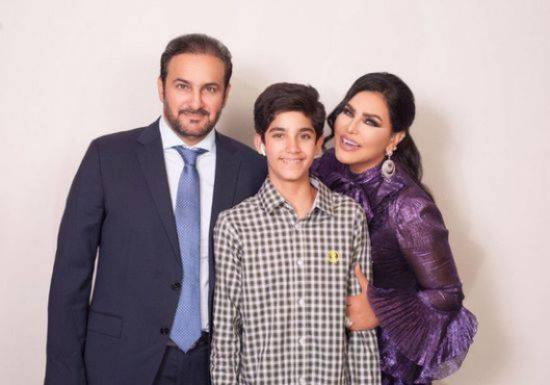 بالفيديو: هذا ما تفعله أحلام لدعم ابنها فاهد