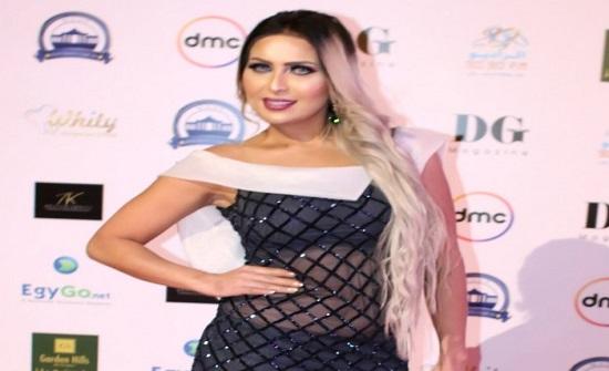 ملكة جمال الاردن تخطف الانظار بإطلالة رانيا يوسف