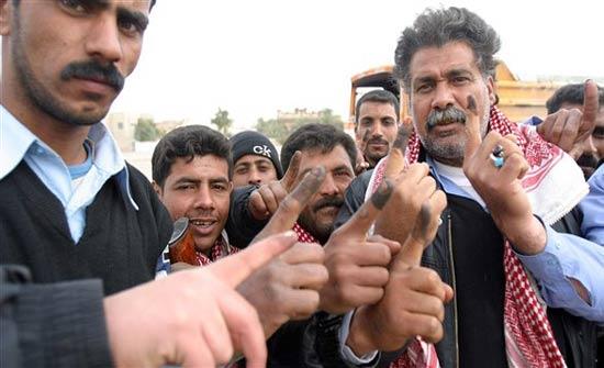 بغداد: واشنطن تؤكد دعمها تنظيم الانتخابات العراقية في مايو المقبل
