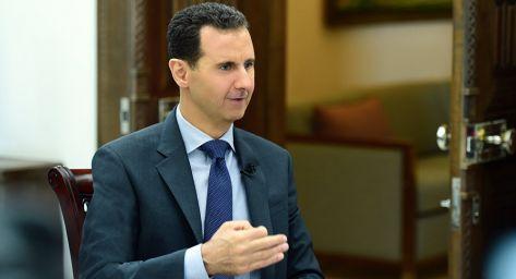 الأسد: لهذا السبب لم نستطيع التصدي للصواريخ الأمريكية