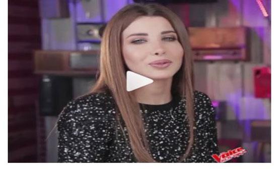 """بالفيديو - ماذا قالت نانسي عجرم قبيل نهائي """"ذا فويس كيدز""""... والكشف عن جائزة الفائز"""