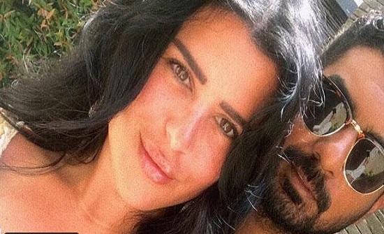 بالفيديو والصور : لقطات صورت على غفلة لنور الشيخ وزوجها خالد الشاعر تثير ضجة لما كشفته