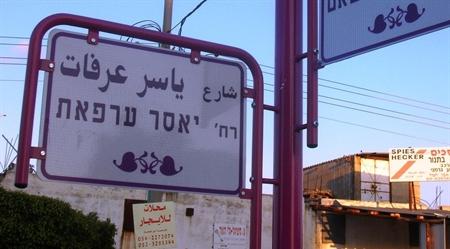 Image result for صور عرفات ونتنياهو