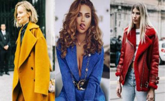 صور.. أزياء شتوى بأحدث الألوان العصرية .. تعرف عليها